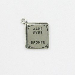 Jane Eyre Book Charm