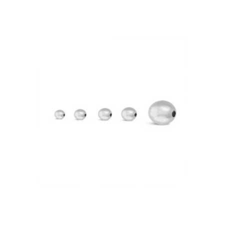 2-5mm round.seamless beads