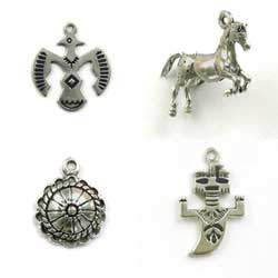 Western & Horse Charms