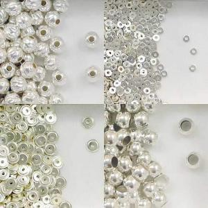 Sterling Silver Specialty Beads For Jewelry Projects