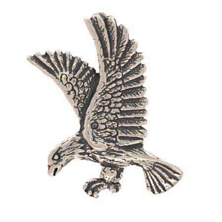 Hunting Eagle Charm