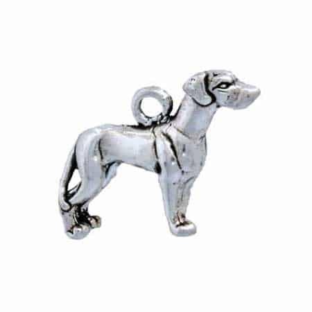 Great Dane Dog Charm