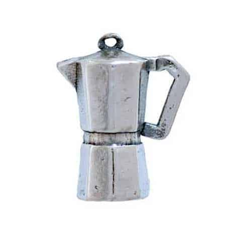 Espresso Maker Charm