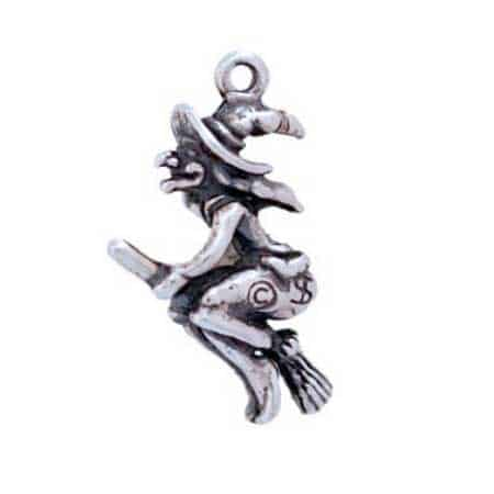Witch Hand on Hat Charm