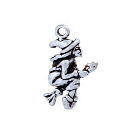 Witch on a Broom Charm