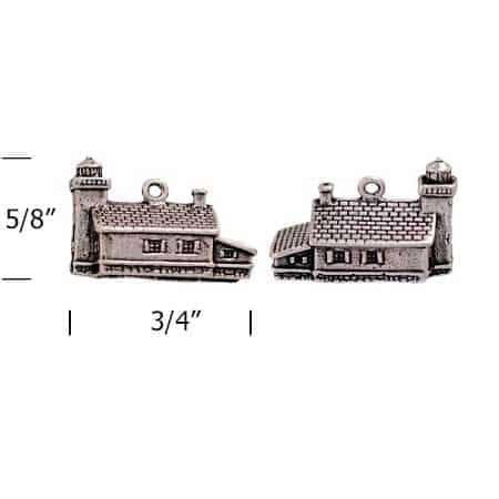 SL113-copper-harbor-lighthouse-charm-measurement