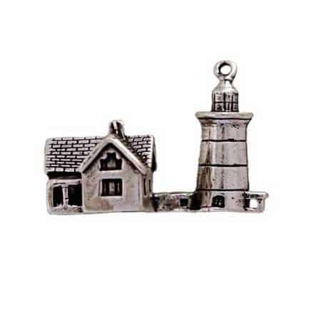 Cape Neddick-Nubble Lighthouse Charm