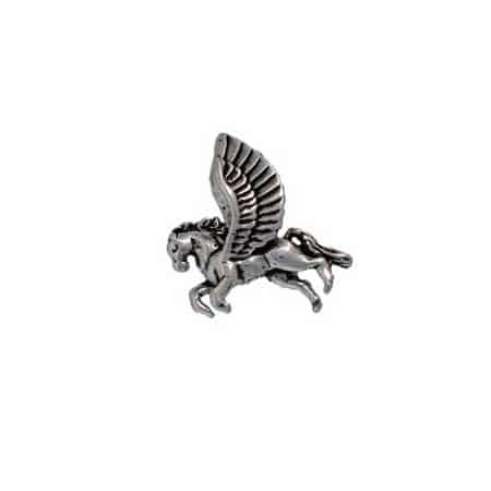 Pegasus-silver-charm-450