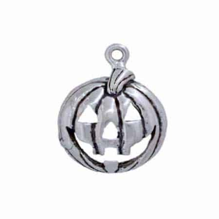 Jack-o-Lantern Charm