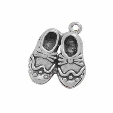 Fancy Pair of Shoes Charm