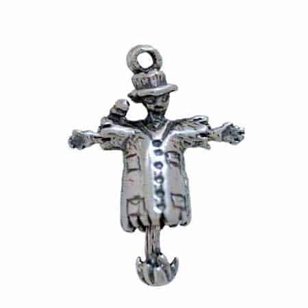 Movable Scarecrow Charm
