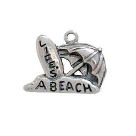 live-is-a-beach-charm