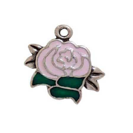 enameled-pink-rose-charm