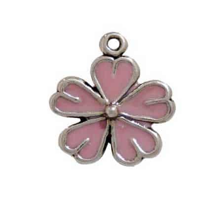 enameled-pink-daisy-flower-charm
