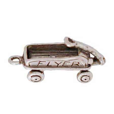 Flyer Wagon Charm