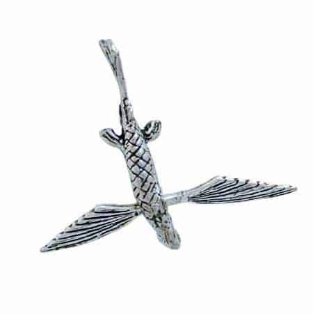 Flying Fish Charm
