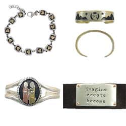 Far Fetched Vintage and Retired Bracelet Designs
