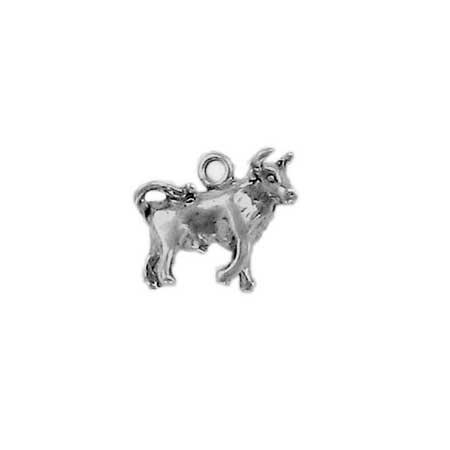 Taurus Sign of the Zodiac Charm