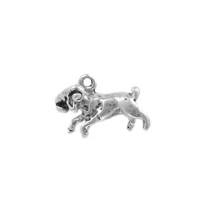 Aries Sign of the Zodiac Charm