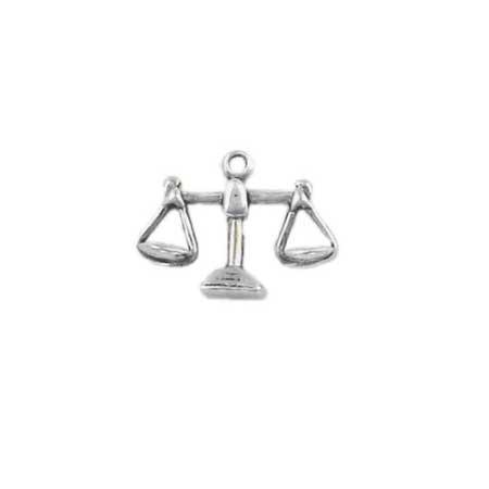 Libra Sign of the Zodiac Charm