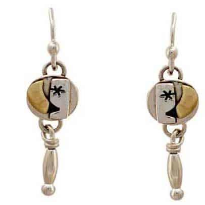 Far Fetched Dangle & Post Earrings