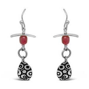 Dangle & Posts Earrings from the Classico & Nica Collections