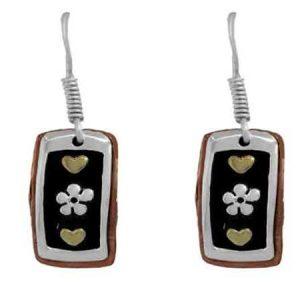 love flowers earrings far fetched