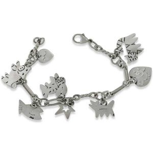 Animal Kingdom Charm Bracelet far fetched
