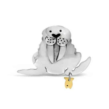 Walrus Pin Far Fetched