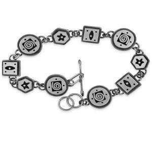 sacred symbols bracelet far fetched