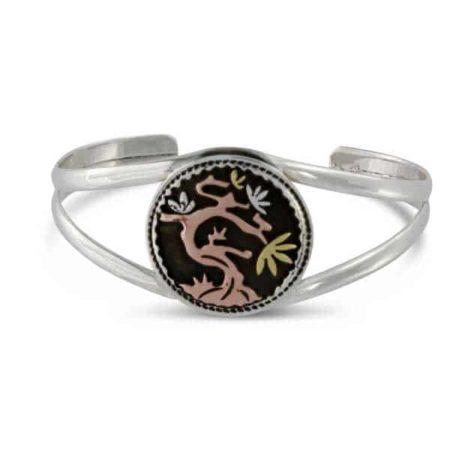 Tree of Life Cuff Bracelet