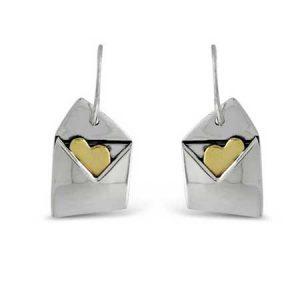 love letter earrings far fetched