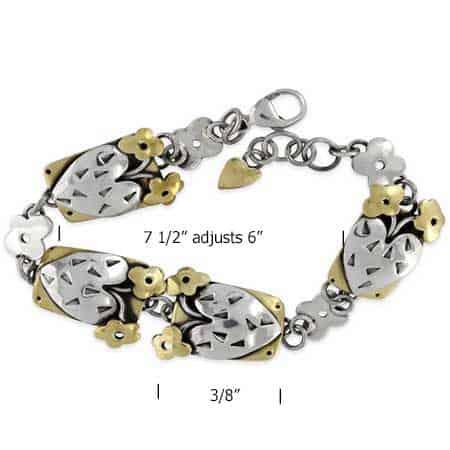 bloomin-heart-bracelet-far-fetched-measurement