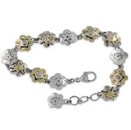 flower bracelet far fetched