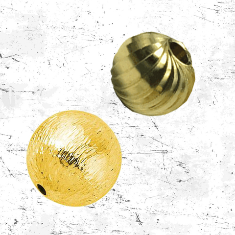 Gold Beads - Hover