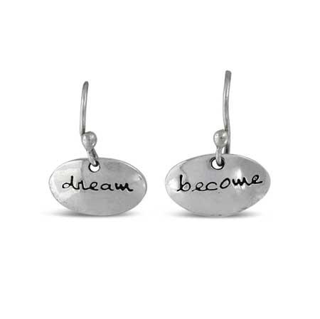 Dream Become Dangle Earrings