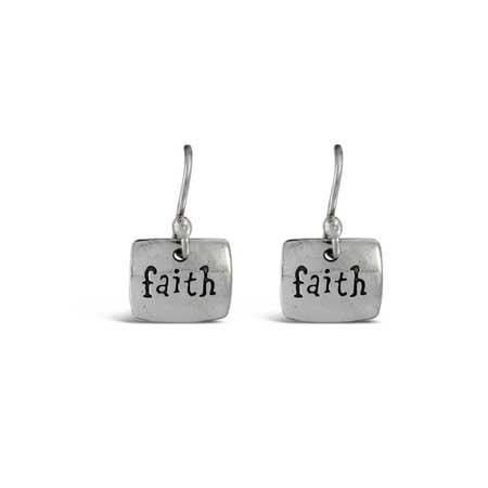 Faith Dangle Earrings