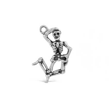Skeleton-Charm